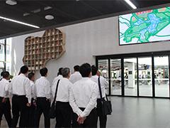 """中国联合航空有限公司河北分公司全体党员参加""""红色党建活动"""""""